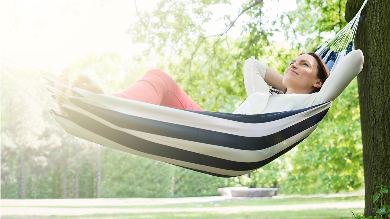 Entspannung nach dem Stress ist für Körper und Seele wichtig.